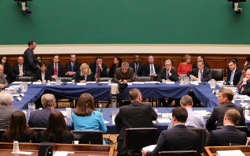 Energy and Commerce Committee Roundtable on Concussions