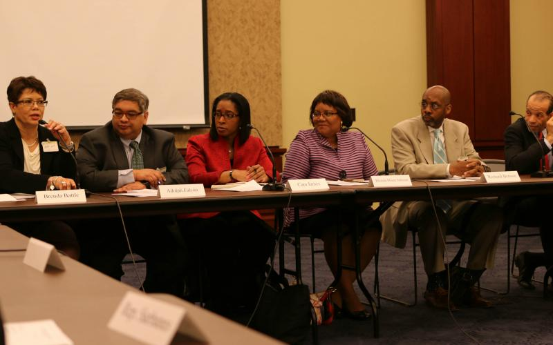 Panel One: Examining Disparities Across the Continuum of Care through the Lens of Heart Disease